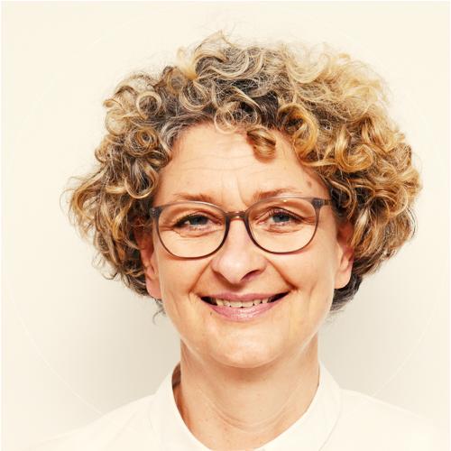 Porträt der Logopädin Heike Ostrowicki